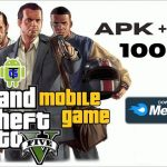 Download GTA 5 Apk OBB for Android