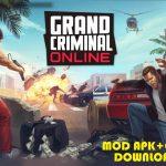 GTA - Grand Criminal Online MOD APK Obb Download