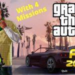 GTA V APK 2020 Mod Android 4 Missions Download