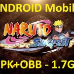 Naruto Slugfest APK OBB Game Download
