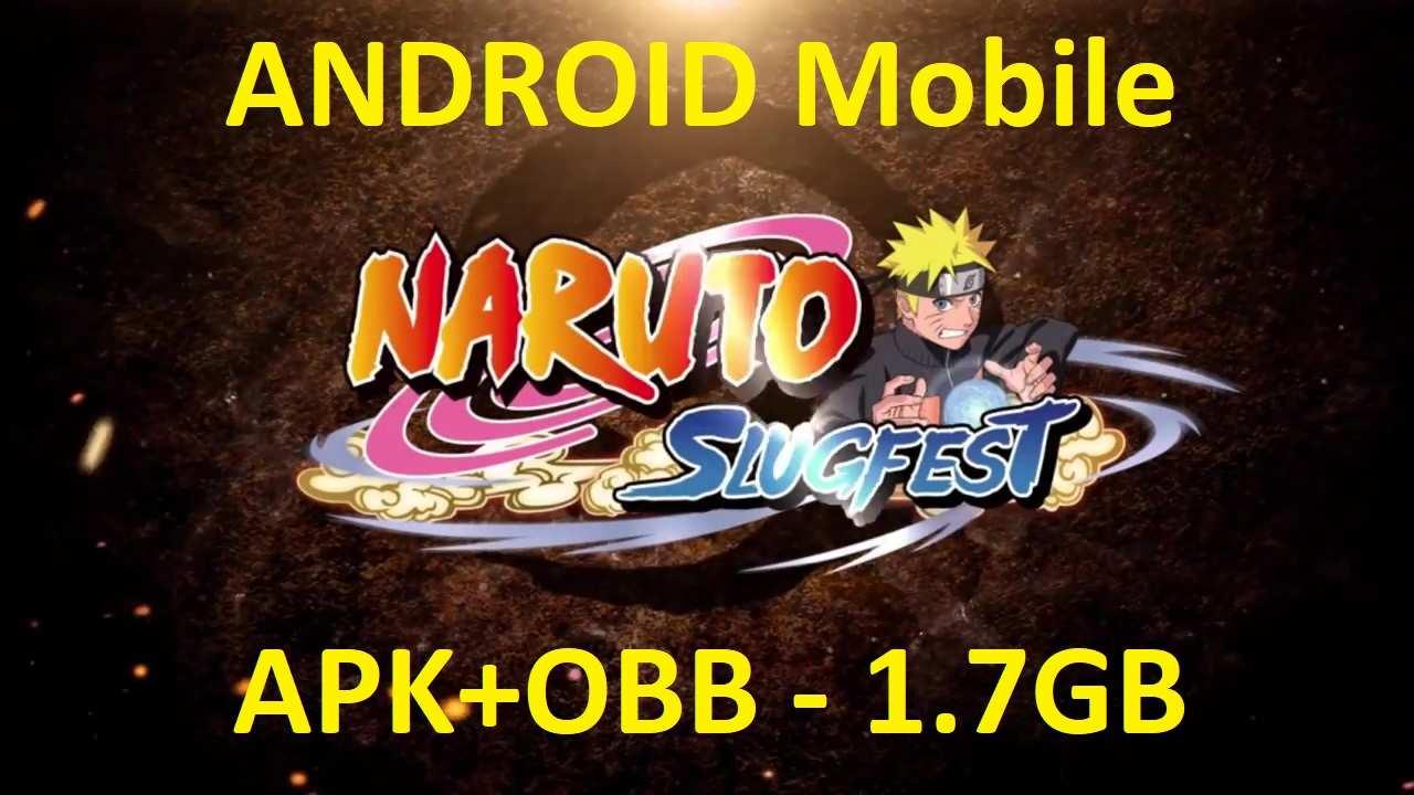 Naruto Slugfest APK OBB Game Download