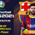 PES 2020 APK EURO OBB Patch Kits 2021 Download