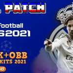 PES 2021 APK UCL Patch Android Download