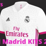 Real Mdrid 2021 Kits DLS 20 - Dream League Socce