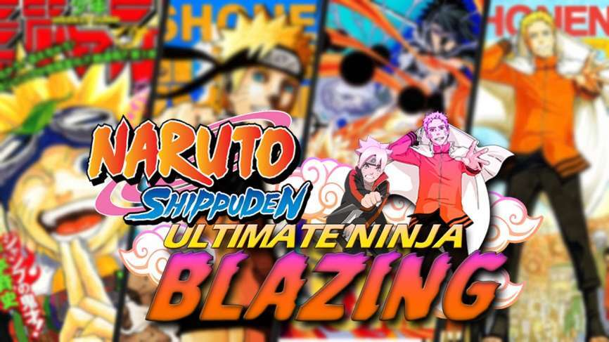 Ultimate Ninja Blazing MOD APK Unlimited Chakra
