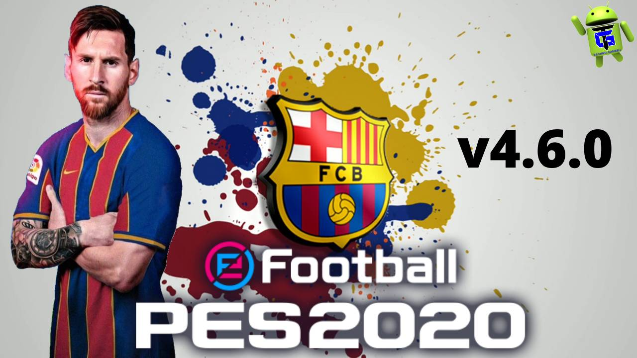 eFootball PES 2020 Patch OBB Barcelona Download