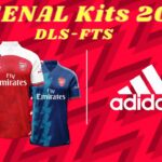 Arsenal New Kits 2021 DLS 20 Logo FTS 21