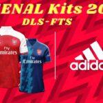 Arsenal New Kits 2021 DLS 20 Logo FTS 21
