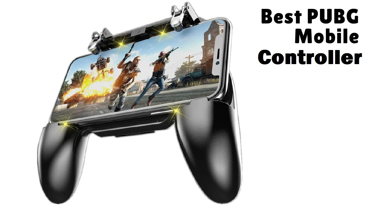 Best PubG Mobile Game Controller