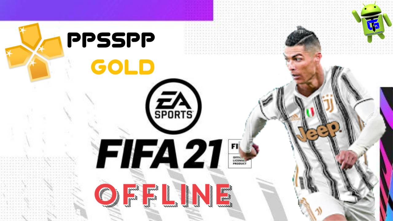 FIFA 2021 ppsspp iso file download for android