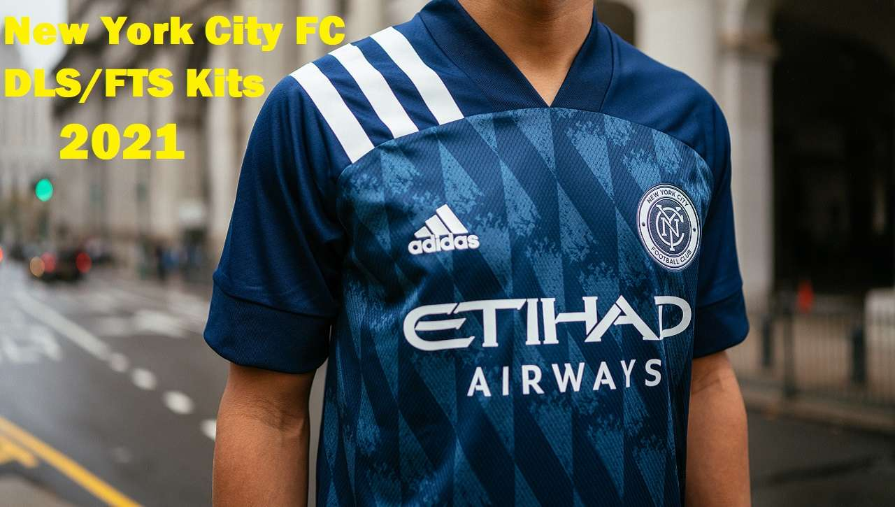 DLS New York City FC Kits 2021 Dream League Soccer FTS