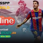 PES 2021 Offline Android PPSSPP Update Download