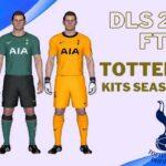 Tottenham 2021 Kit - Logo Dream League Soccer FTS