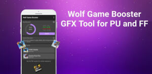 Wolf Game Booster & GFX Tool for PU and FF