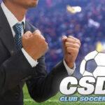 Club Soccer Director 2021 APK MOD Money Badge Download