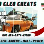 Gta SA Lite Compressed CLEO Cheats Download