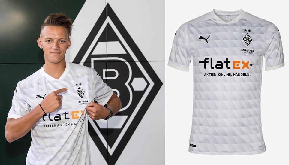 Borussia Mönchengladbach 2021 Kits DLS 20 - Dream League Socce FTS