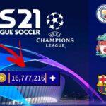 DLS 21 UCL Mod APK Champions League Edition Download