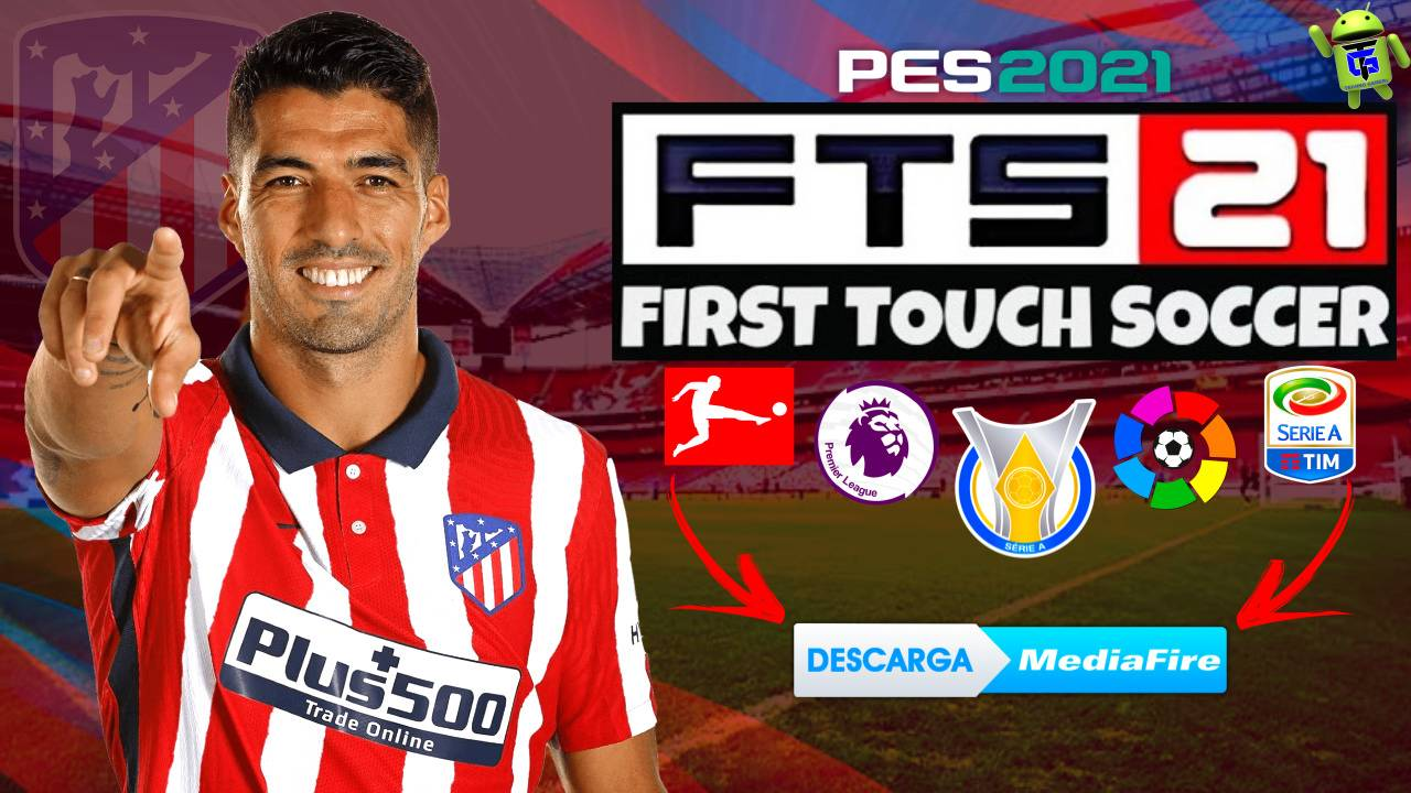 FTS 21 Mod Apk PES Update Kits 2021 Download