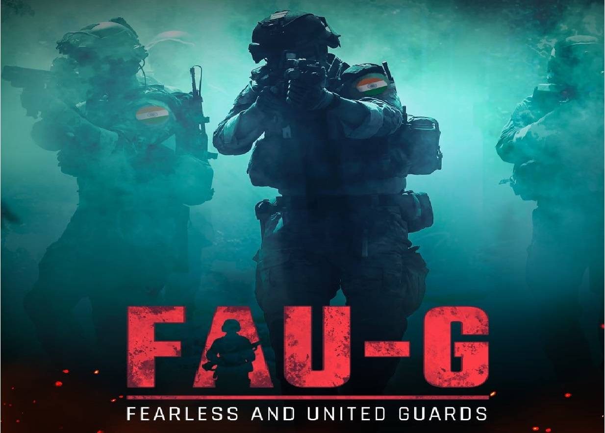Coming Soon in India FAU-G Game Alternative PubG