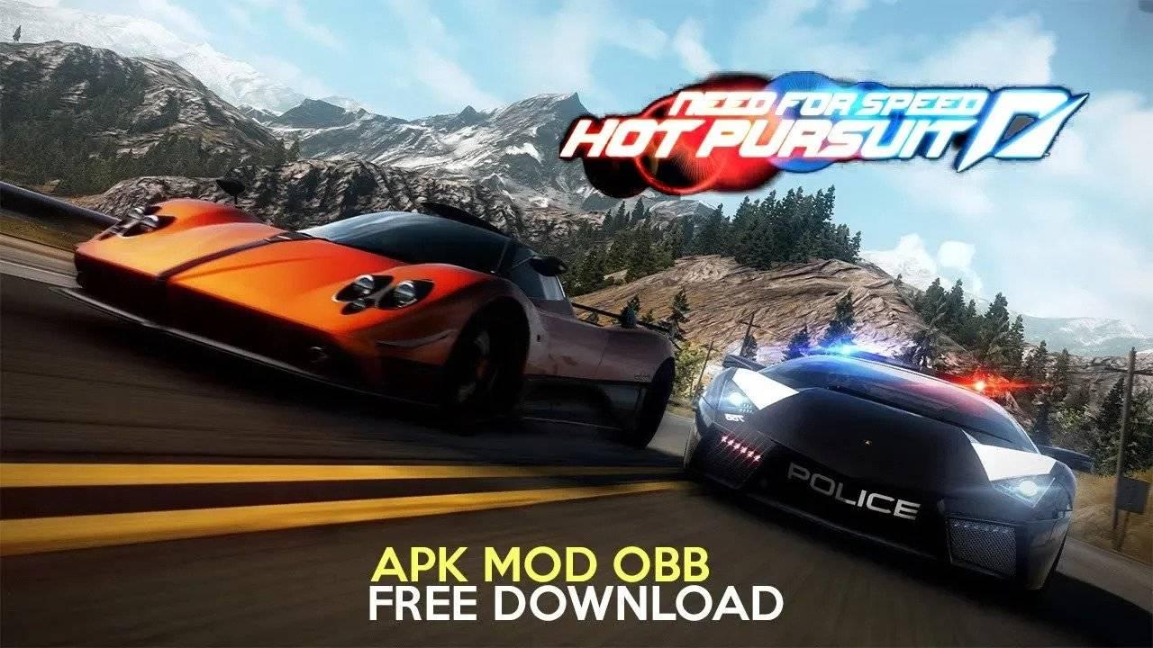 NFS Hot Pursuit Mod Apk Offline Android Download