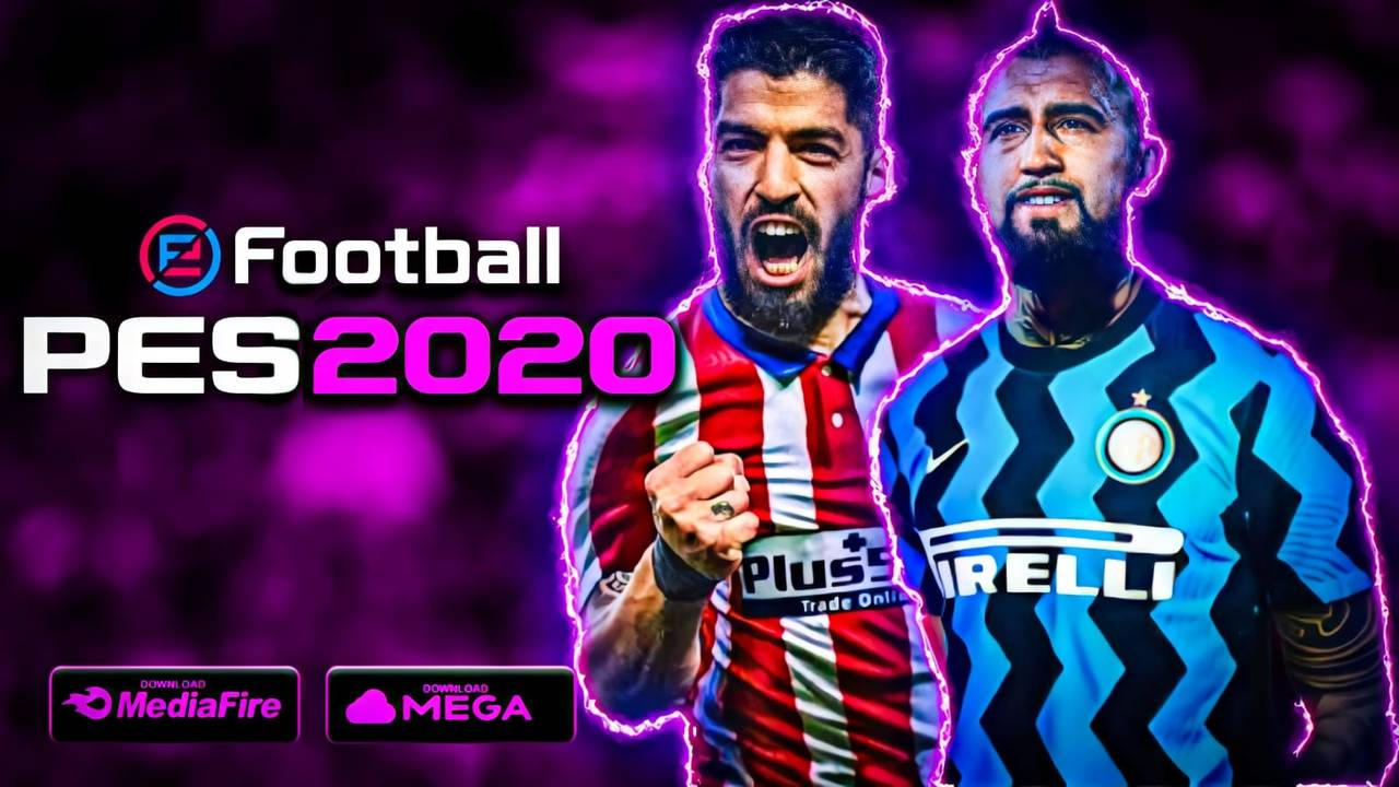 PES 2020 iSO Offline PPSSPP with PS4 Camera Download