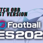 PES 2020 Mobile APK OBB Patch Download