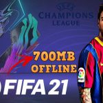 FIFA 21 Offline Android New Kits 2021 Download