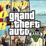 GTA 5 APK OBB 100 MB mod for Android