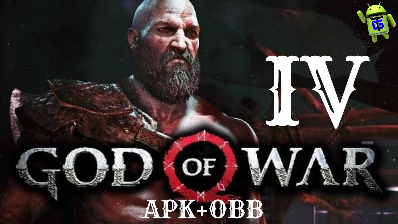 God Of War 4 Apk Obb Mod for Android Download