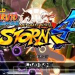 Naruto Shippuden Ultimate Ninja Storm 4 iso PPSSPP for Android