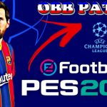 OBB Patch PES 2021 Mobile UCL Champions League