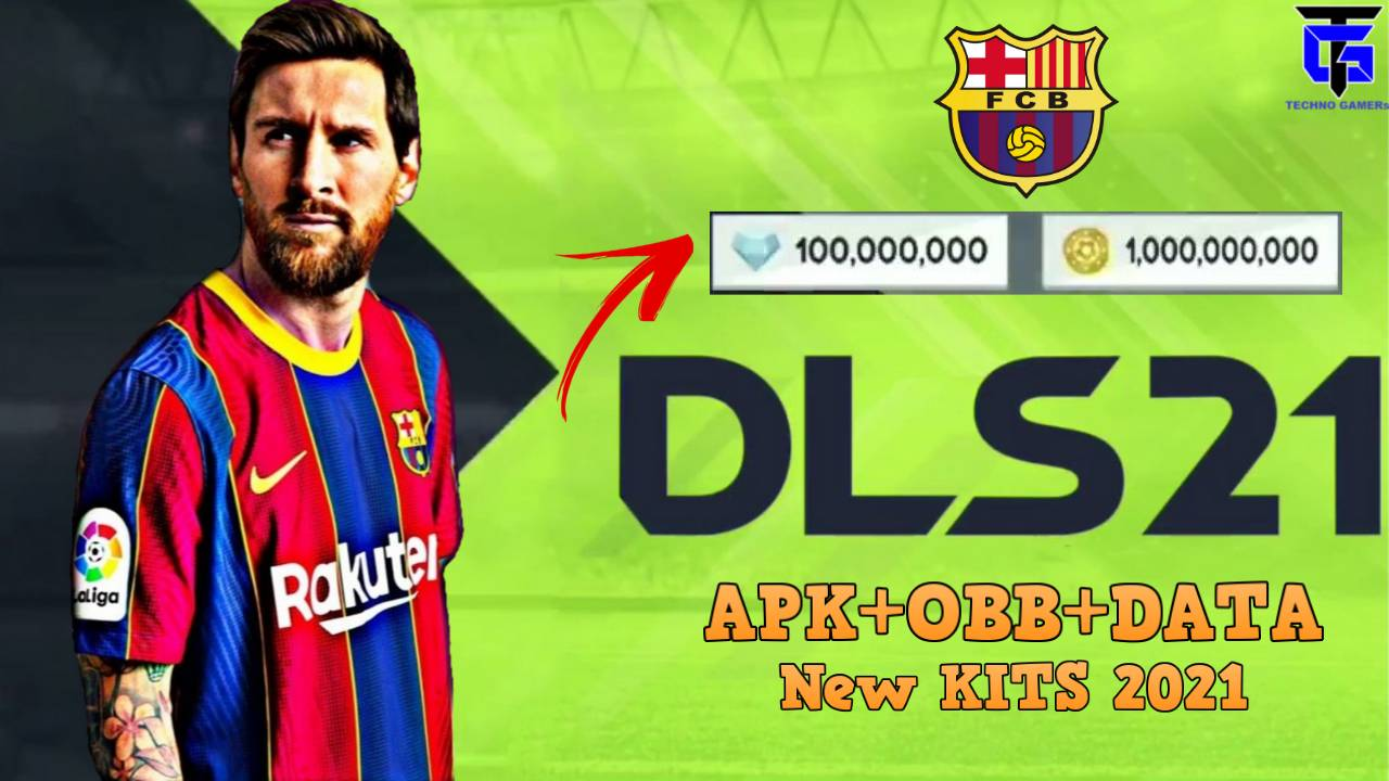 DLS 21 Mod Apk Barcelona 2021 Download for Android