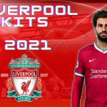 Liverpool Kits 2021 Dream League Soccer DLS 21 FTS