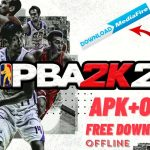 PBA 2K20 Mod Apk Obb unlimited money Download