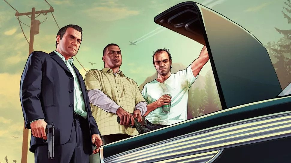 GTA 5 (PS5)