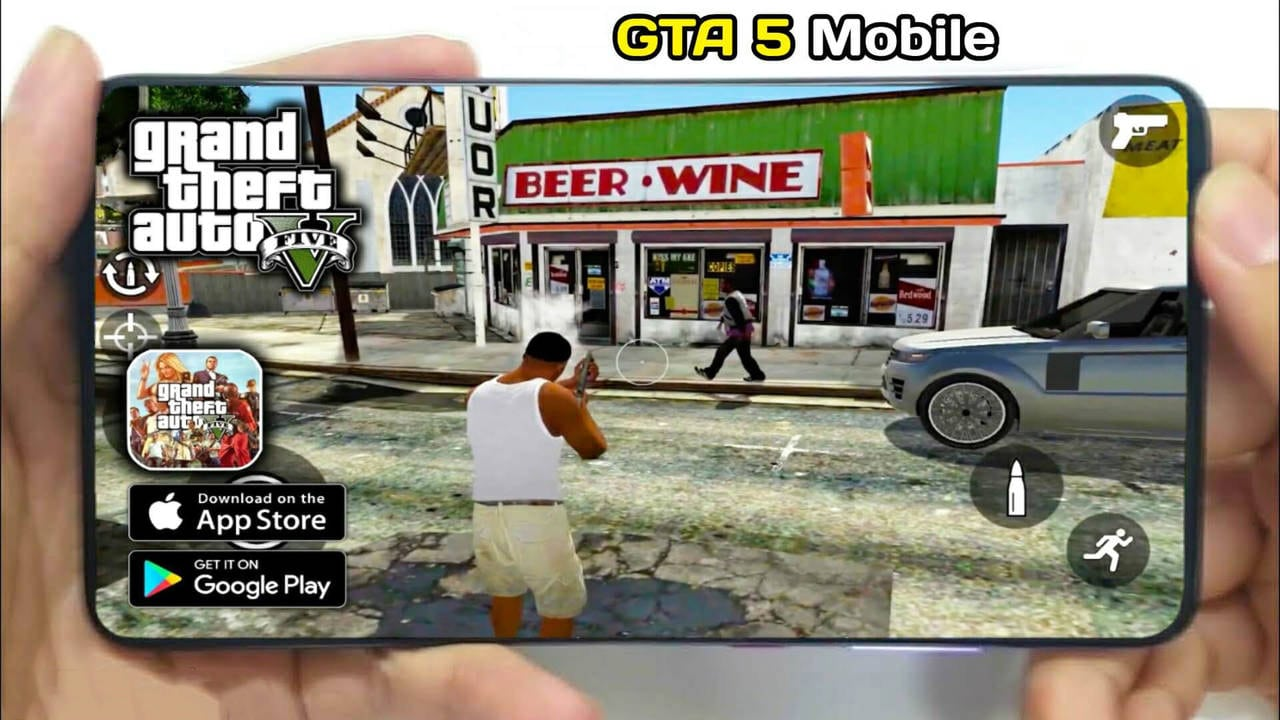 How to Download GTA 5 Mod Android Mobile 2021