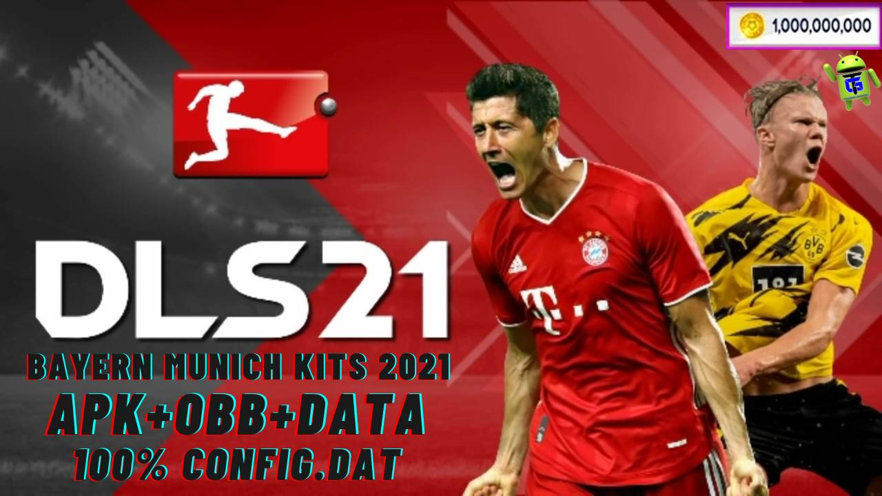 DLS 21 Mod APK Bayern Munich Kits 2021 Android Download