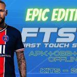 FTS 21 Epic Edition Mod APK Kits 2021 Download
