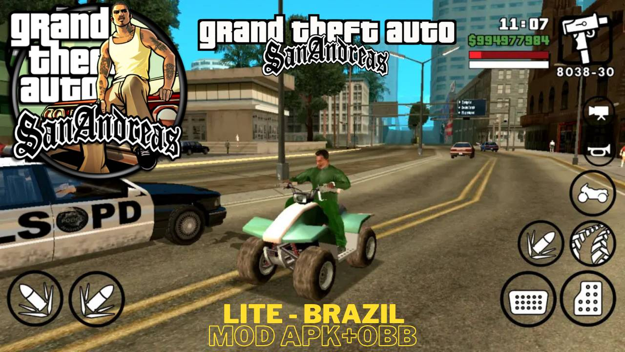GTA Brazil APK Data game android Download