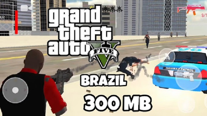 Gta 5 Brazil Apk For Android Download