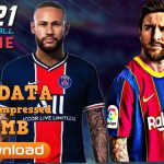 RF21 Real Football 2021 Mod Android Data Offline Download