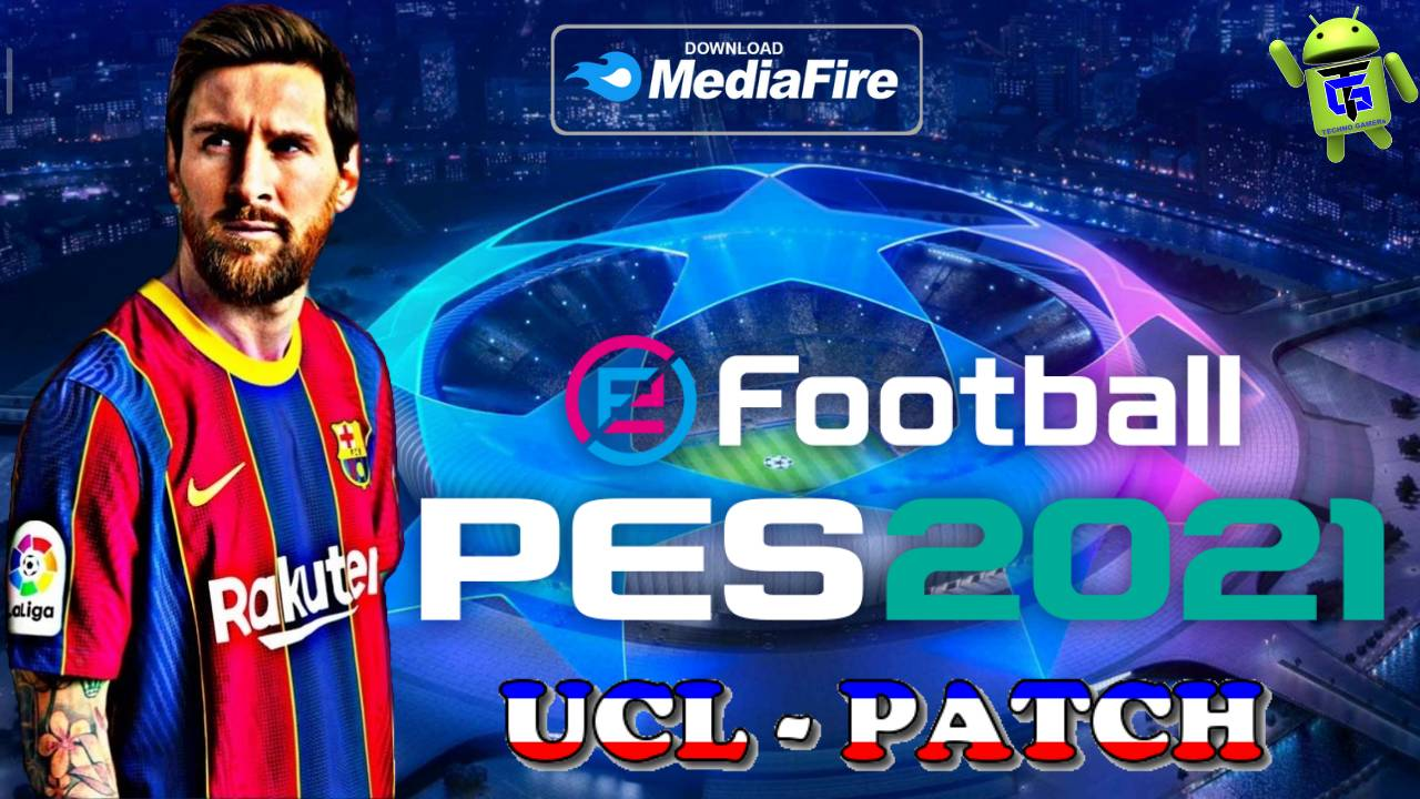 Update PES 2021 UCL OBB Patch Champions League Theme