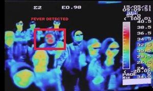 coronavirus detection camera