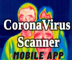 Corona scanner