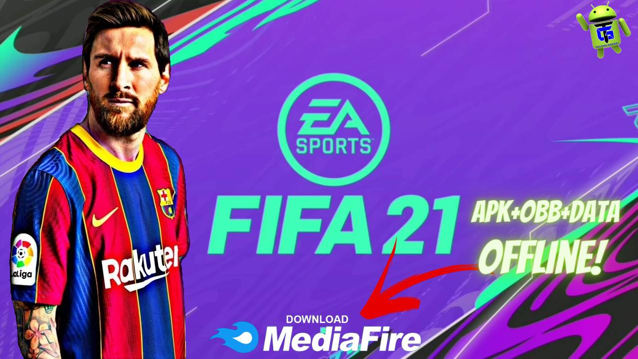 FIFA 21 Android Offline Best Graphics Soccer Game Download