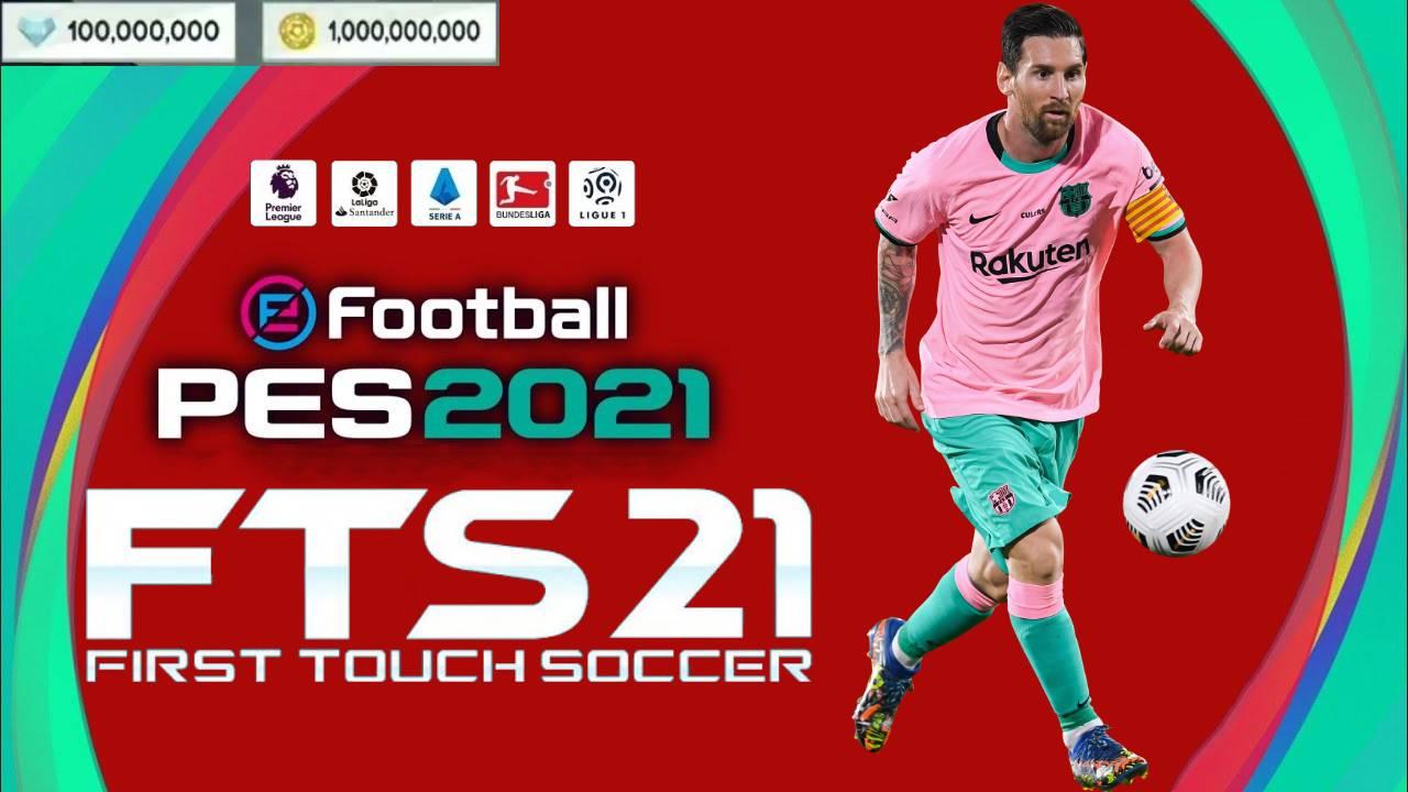 FTS 21 Mod PES 2021 Offline Mobile Download