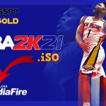 NBA 2K21 PPSSPP Android Download