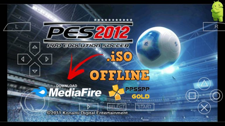 Download Pes 2012 Iso File For Ppsspp
