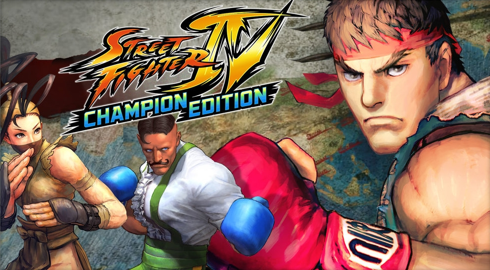 Street Fighter 4 Champion Edition Unlocked Mod APK Download